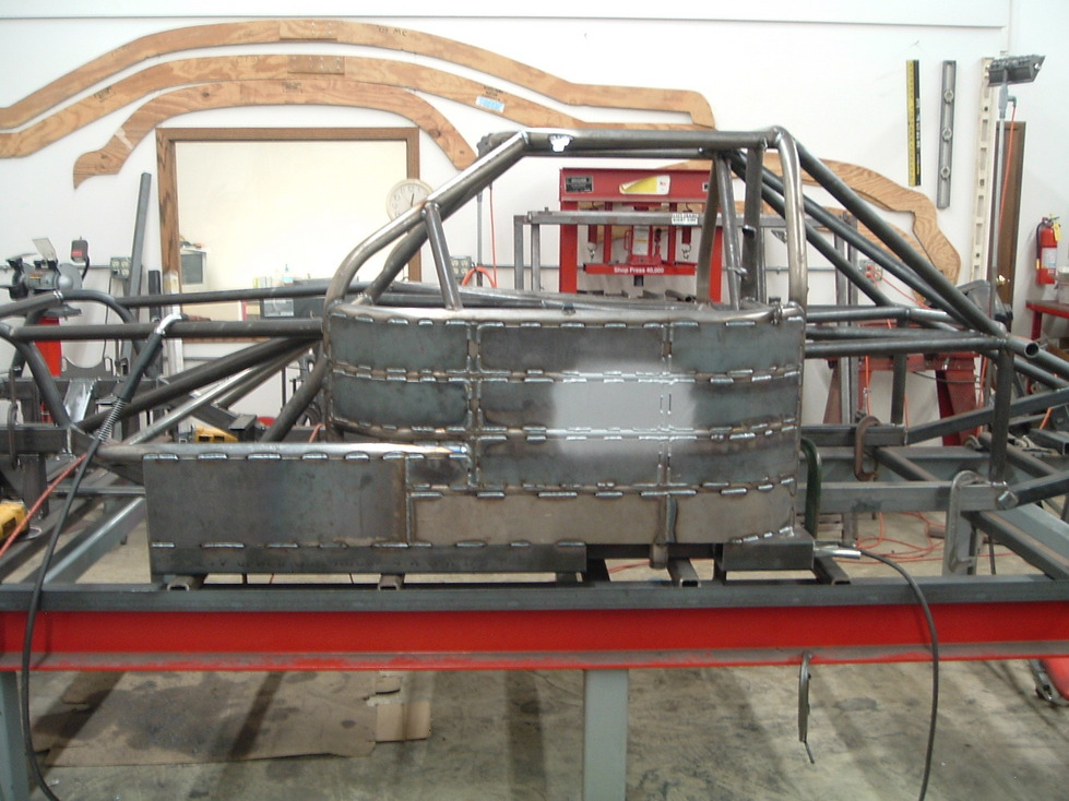 Chassis Construction