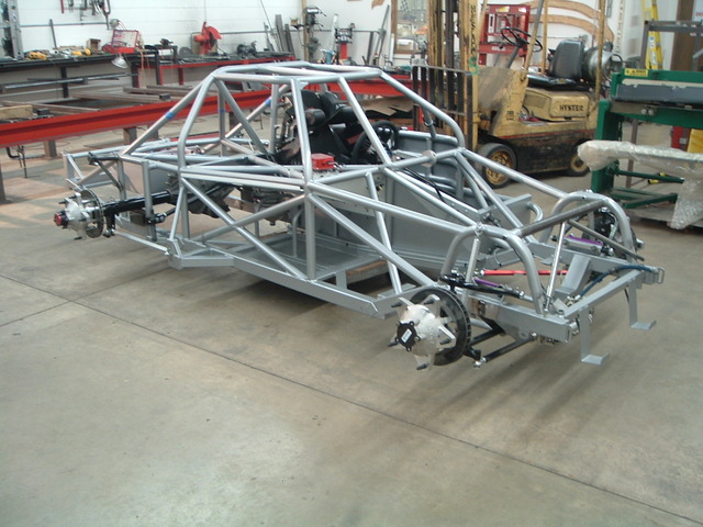 Cts Chassis